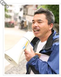 河野建司さんの写真